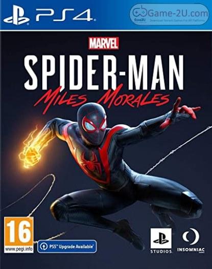 Marvel's Spider-Man: Miles Morales PS4 PKG