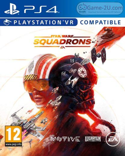 STAR WARS: Squadrons PS4 PKG