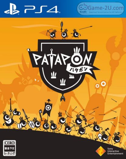 Patapon Remastered PS4 PKG