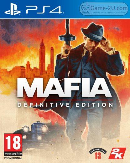 Mafia: Definitive Edition PS4 PKG
