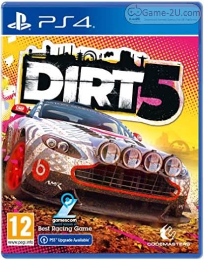 DIRT 5 PS4 PKG