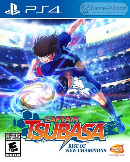 Captain Tsubasa: Rise of New Champions PS4 PKG