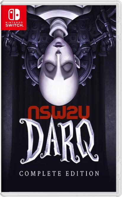 DARQ Complete Edition Switch NSP XCI NSZ