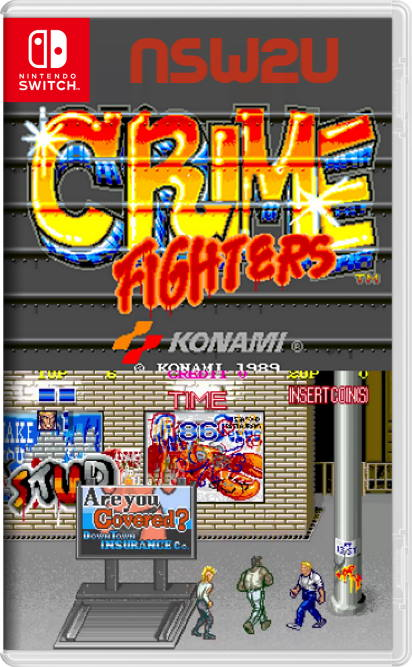 Arcade Archives CRIME FIGHTERS Switch NSP XCI