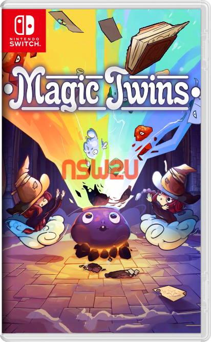 Magic Twins Switch NSP XCI NSZ