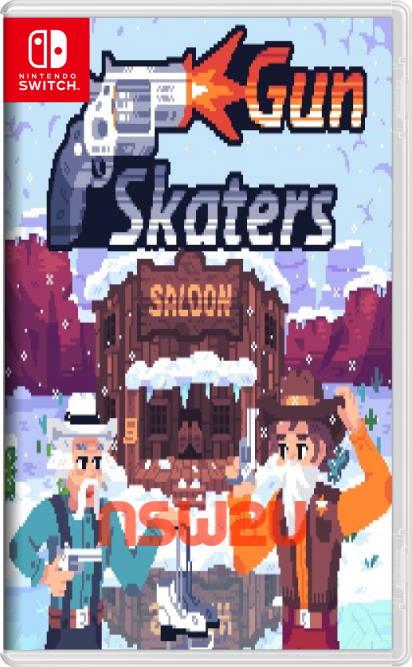 Gun Skaters Switch NSP XCI NSZ