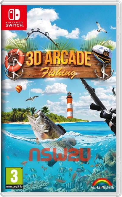 3D Arcade Fishing Switch NSP XCI NSZ