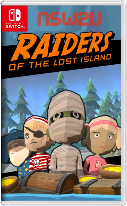 Raiders Of The Lost Island Switch NSP XCI NSZ