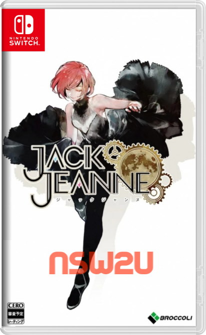 Jack Jeanne Switch NSP XCI NSZ