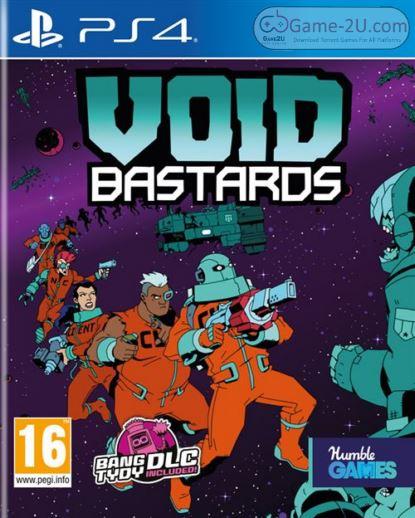 Void Bastards PS4 PKG