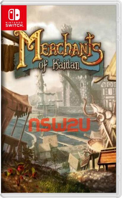Merchants of Kaidan Switch NSP XCI