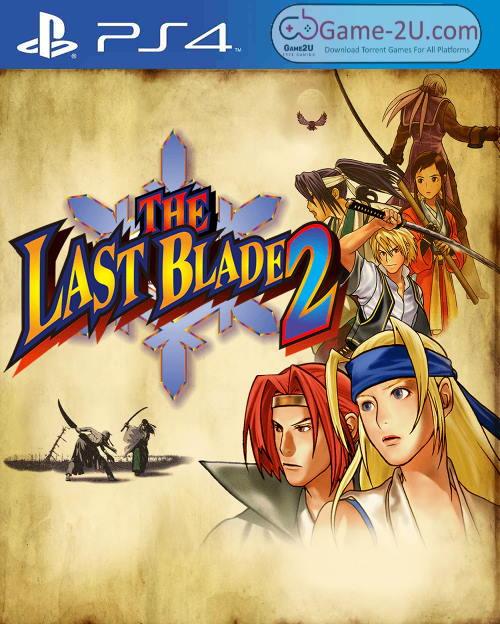 THE LAST BLADE 2 PS4 PKG