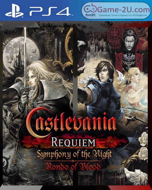 Castlevania Requiem: Symphony of the Night & Rondo of Blood PS4 PKG