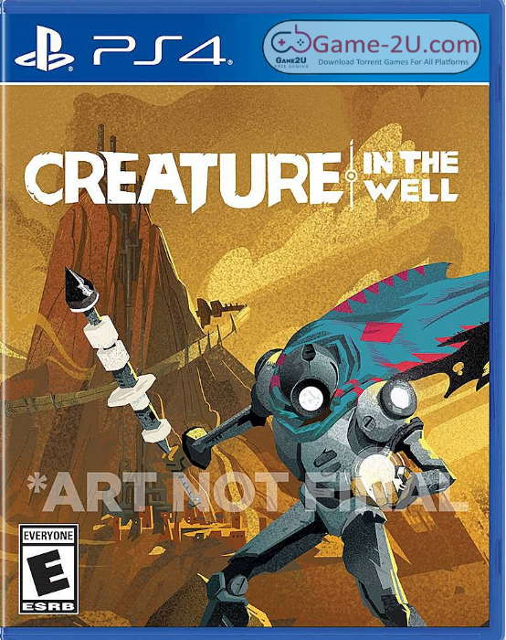 Creature in the Well PS4 PKG