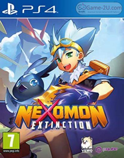 Nexomon: Extinction PS4 PKG
