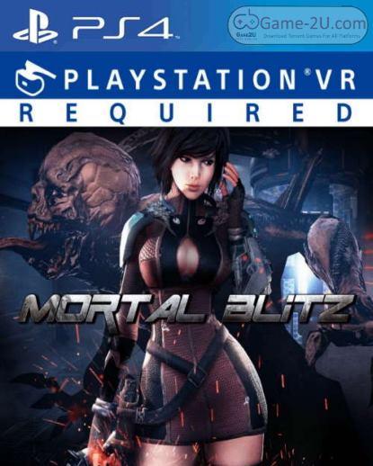 Mortal Blitz PS4 PKG