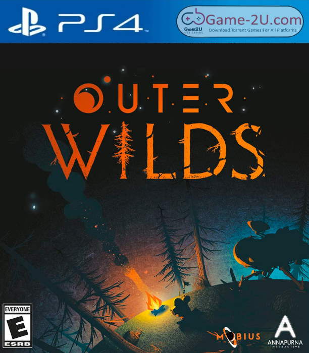 Outer Wilds PS4 PKG