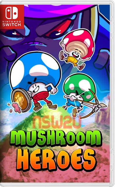 Mushroom Heroes Switch NSP XCI