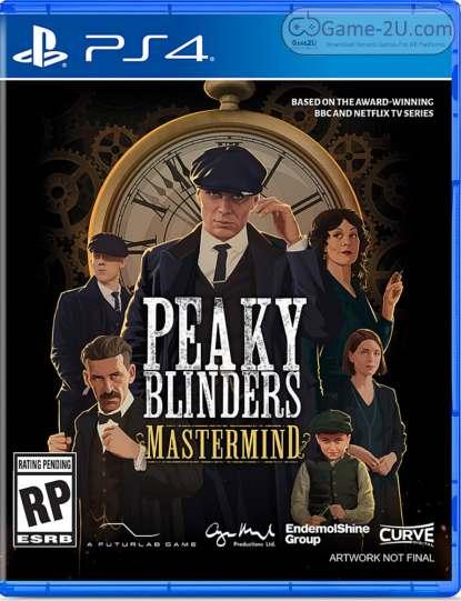 Peaky Blinders: Mastermind PS4 PKG