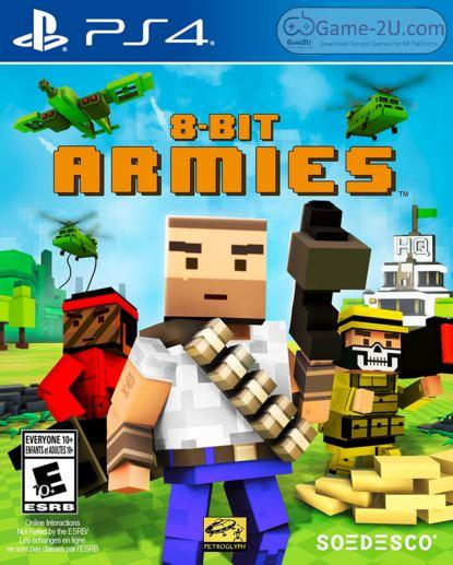 8-Bit Armies PS4 PKG