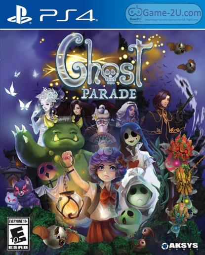 Ghost Parade PS4 PKG