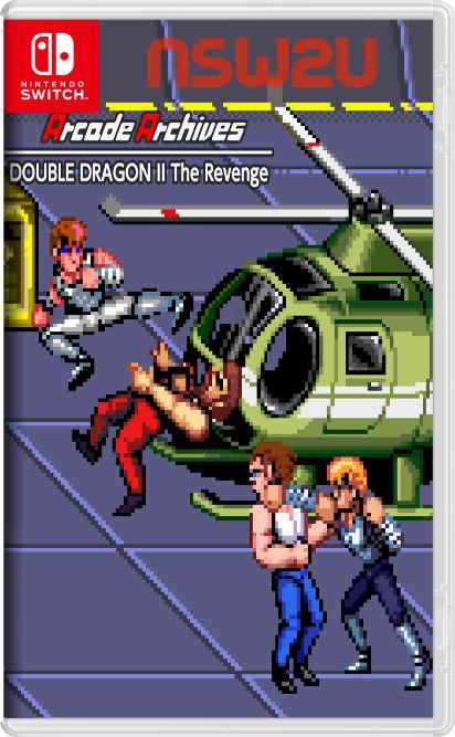 Arcade Archives DOUBLE DRAGON II The Revenge Switch NSP XCI