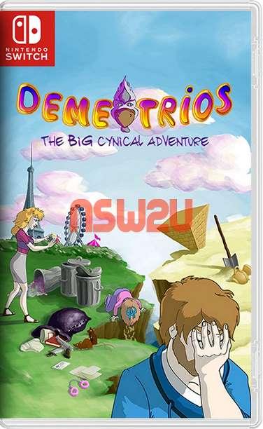 Demetrios – The BIG Cynical Adventure Switch NSP XCI NSZ