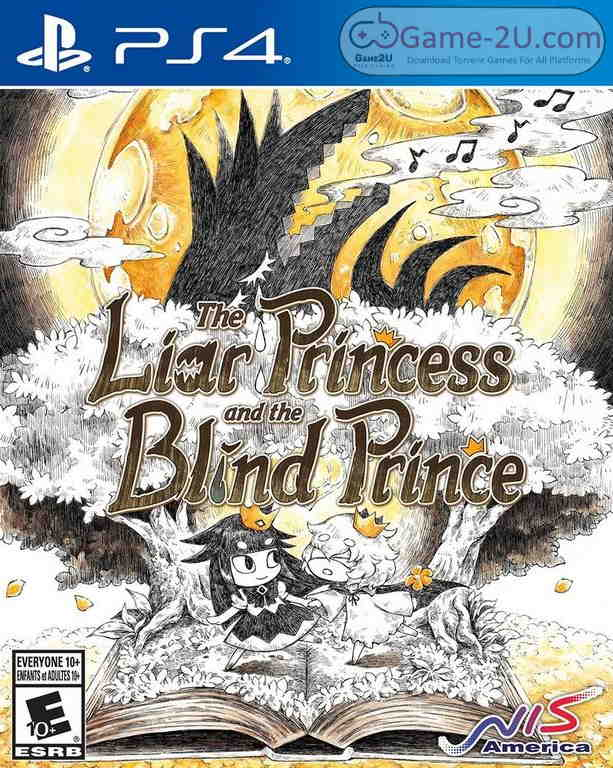 The Liar Princess and the Blind Prince PS4 PKG