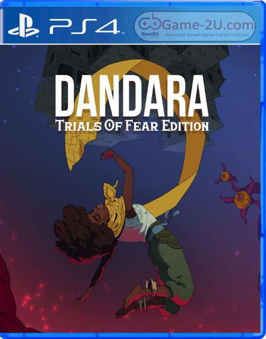 Dandara: Trials of Fear Edition PS4 PKG