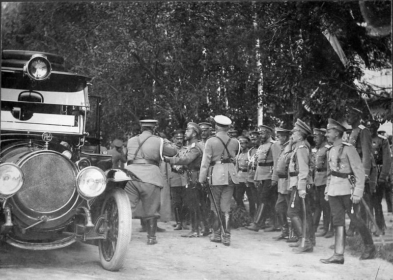 автомобиль Николая II