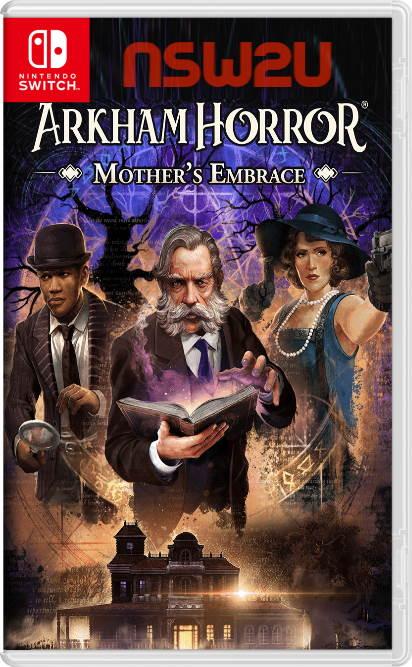 Arkham Horror: Mother's Embrace Switch NSP XCI