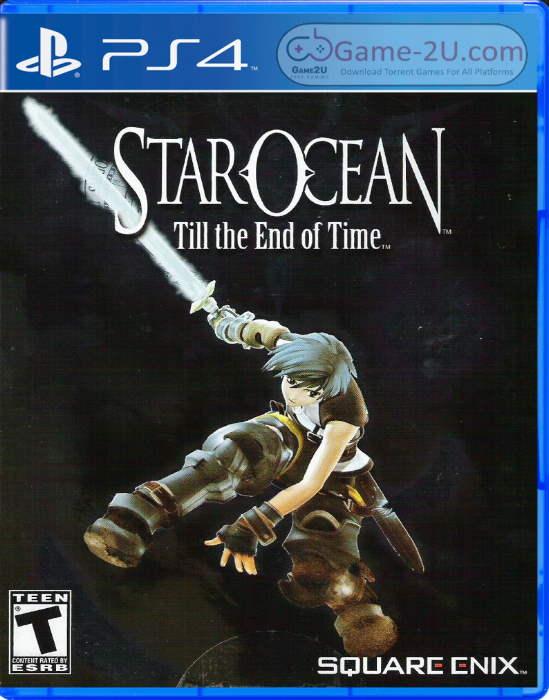 Star Ocean Till The End Of Time PS4 PKG