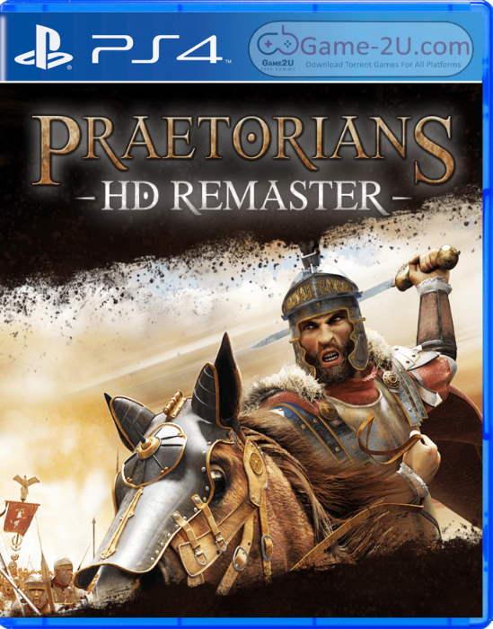 Praetorians – HD Remaster PS4 PKG