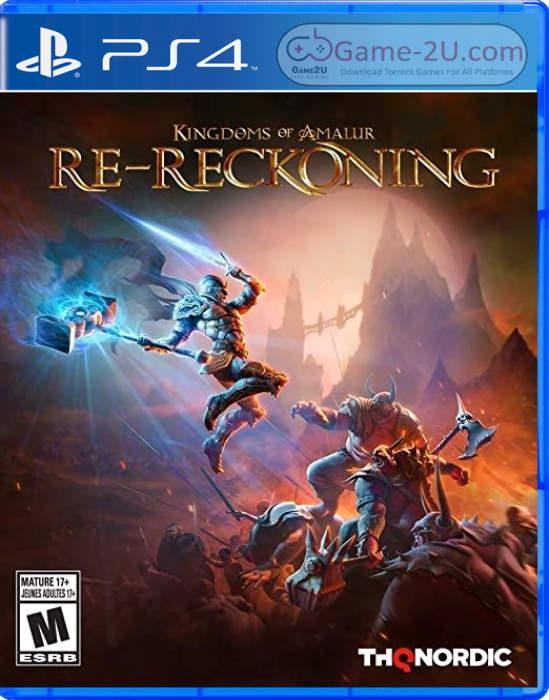 Kingdoms of Amalur: Re-Reckoning PS4 PKG
