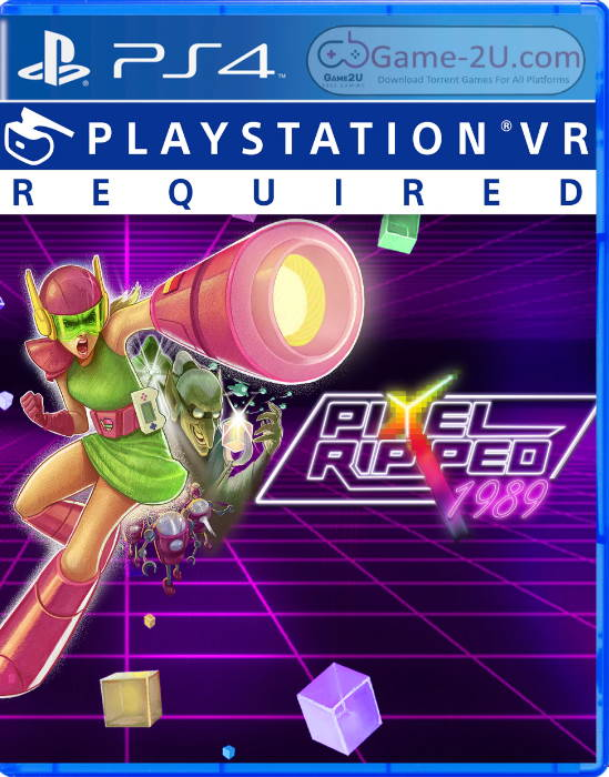 Pixel Ripped 1989 PS4 PKG