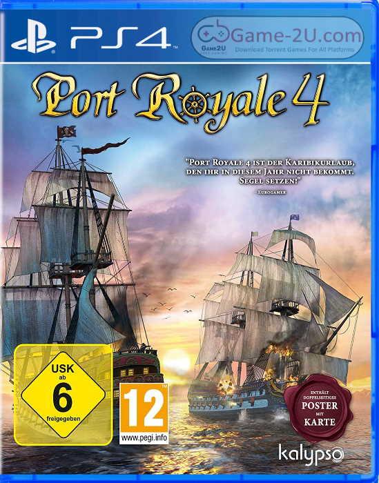 Port Royale 4 PS4 PKG