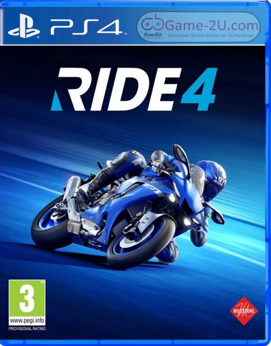 RIDE 4 PS4 PKG