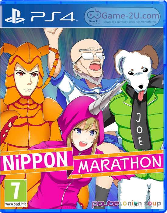 Nippon Marathon PS4 PKG