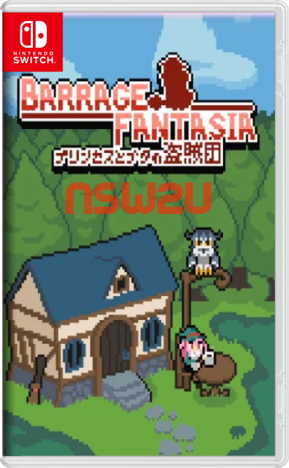 Barrage Fantasia Switch NSP XCI