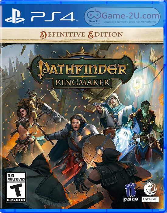Pathfinder: Kingmaker – Definitive Edition PS4 PKG