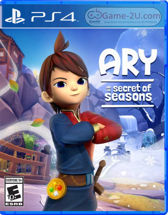 Ary and the Secret of Seasons PS4 PKG