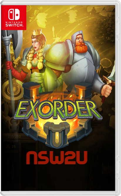 Exorder Switch NSP XCI