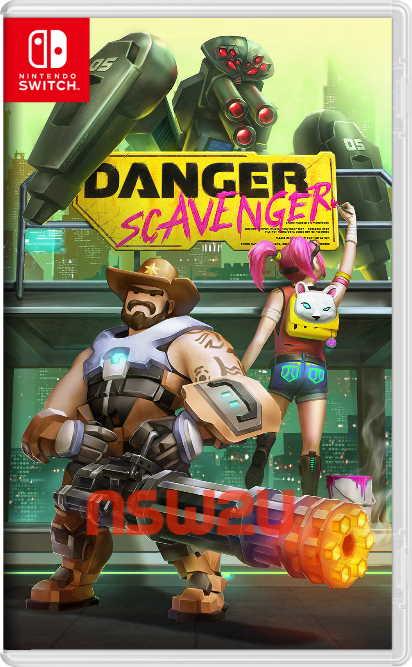 Danger Scavenger Switch NSP XCI NSZ
