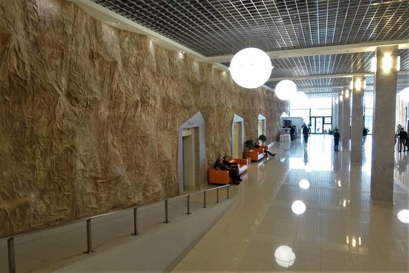 Ледовый дворец Игора