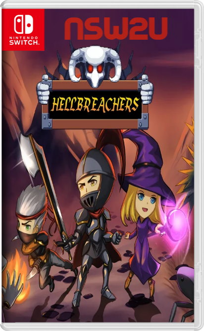 Hellbreachers Switch NSP XCI NSZ
