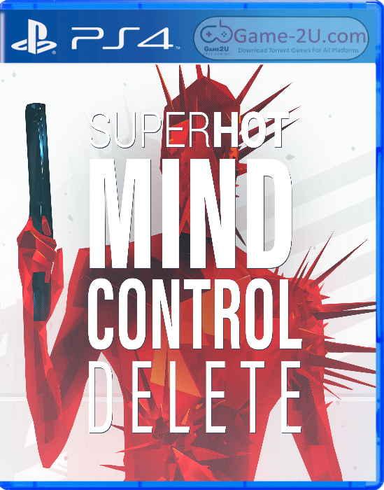 SUPERHOT: MIND CONTROL DELETE PS4 PKG