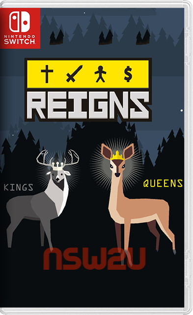 Reigns: Kings & Queens Switch NSP XCI NSZ