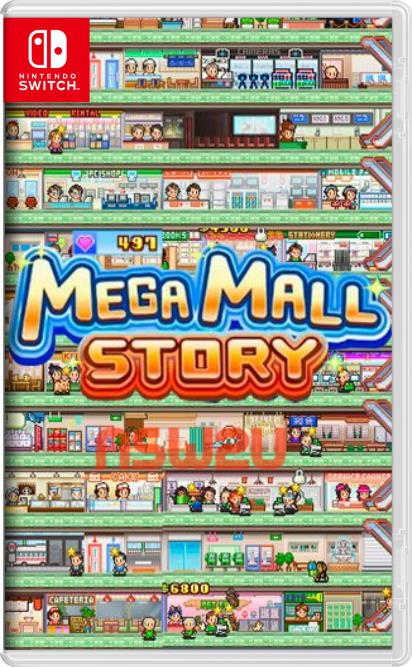 Mega Mall Story Switch NSP XCI