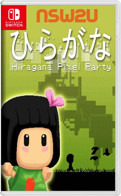 Hiragana Pixel Party Switch NSP XCI