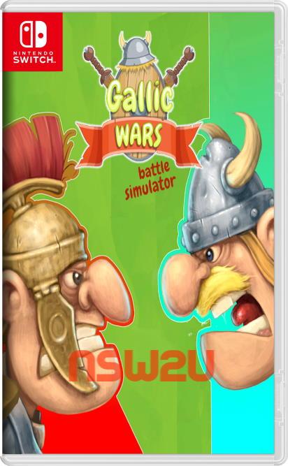 Gallic Wars: Battle Simulator Switch NSP XCI NSZ